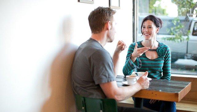 男性だって悩んでいる、婚活デートの会話